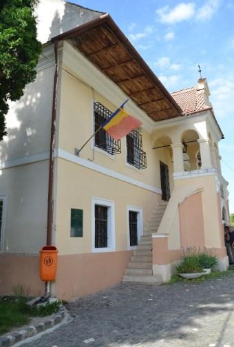 First Romanian School in Braşov, Romania