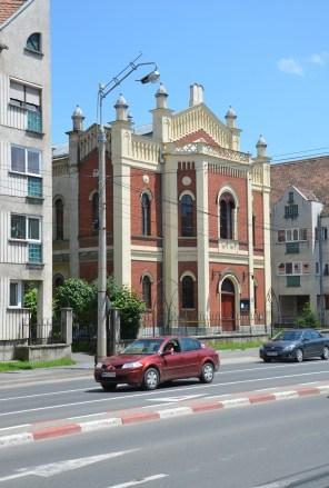 Synagogue in Sibiu, Romania