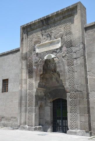 Çifte Medrese in Kayseri, Turkey