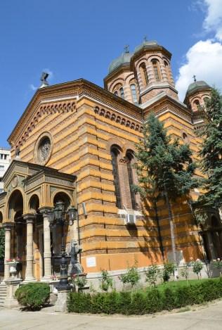 Biserica Domnița Bălașa in Bucharest, Romania