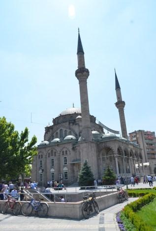 Bürüngüz Camii in Kayseri, Turkey