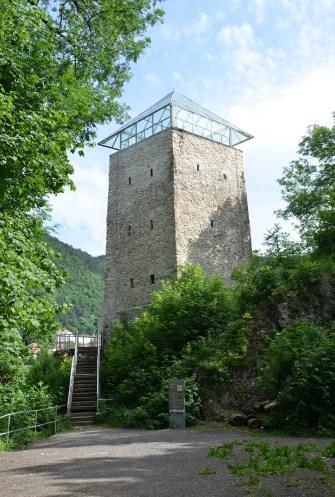 Black Tower in Braşov, Romania