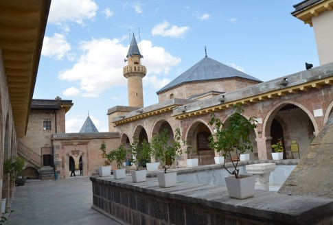 Hacıbektaş Külliyesi in Hacıbektaş, Turkey