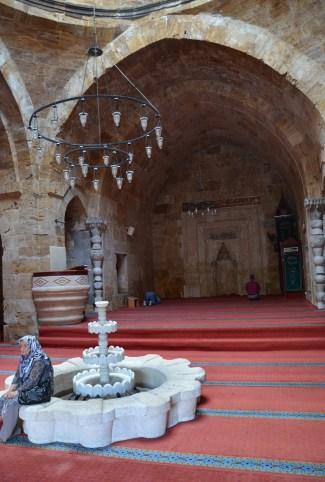 Cacabey Camii in Kırşehir, Turkey