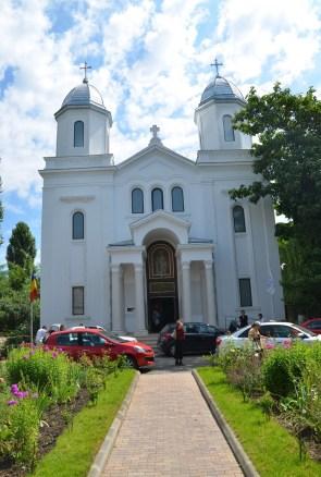 Biserica Sfântul Nicolae Tabacu in Bucharest, Romania