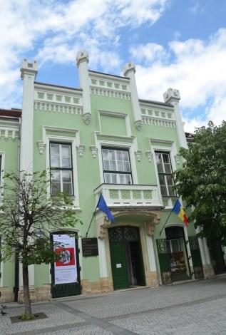 Hermes House in Sibiu, Romania