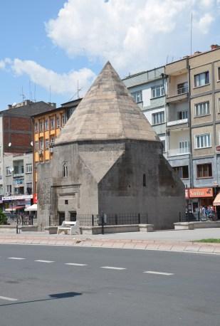 Another kümbet in Kayseri, Turkey