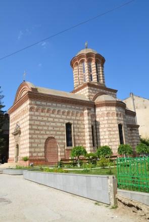 Biserica Sfântul Anton in Bucharest, Romania