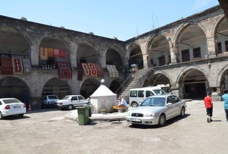 Vezir Hanı in Kayseri, Turkey