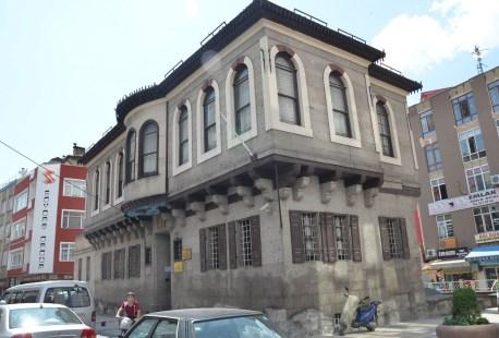 Atatürk Evi in Kayseri, Turkey