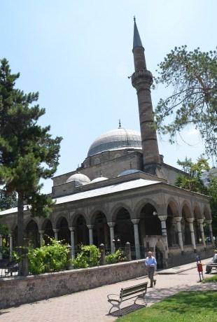 Kurşunlu Camii in Kayseri, Turkey