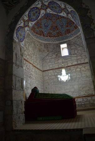 Ahi Evran Türbesi in Kırşehir, Turkey