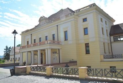 Thalia Concert Hall in Sibiu, Romania