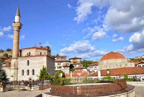Kazdağlıoğlu Meydanı in Safranbolu, Turkey