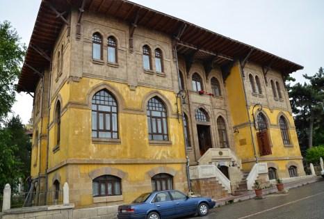 Osmanlı Sarayı in Kastamonu, Turkey