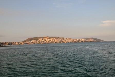 Cruise in Sinop, Turkey