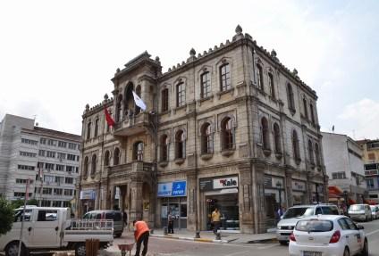 Eski Belediye Binası in Samsun, Turkey
