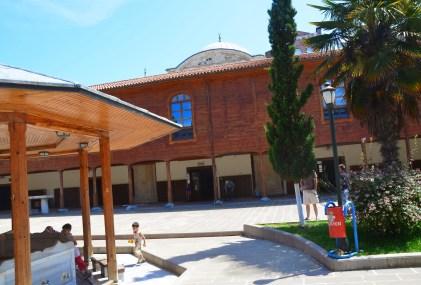 Alaaddin Camii in Sinop, Turkey