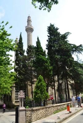 Büyük Camii in Samsun, Turkey