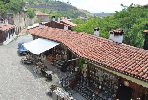 Demirciler Çarşısı in Safranbolu, Turkey