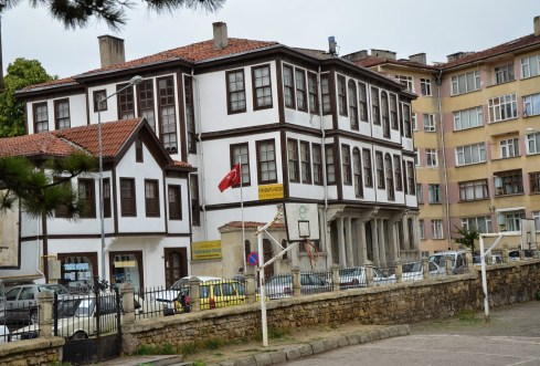 Liva Paşa Konağı in Kastamonu, Turkey