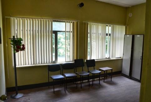 Break room at Sinop Cezaevi in Sinop, Turkey