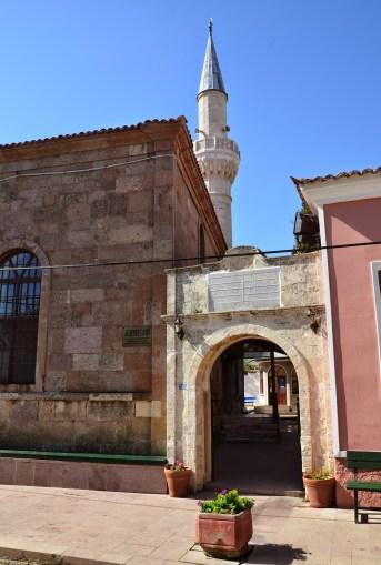 Alaybey Camii in Bozcaada, Turkey