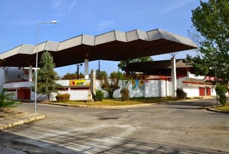 Kırkpınar Wrestling Complex in Edirne, Turkey