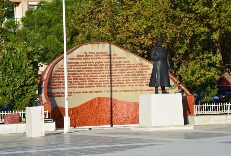 Cumhuriyet Meydanı in Çanakkale, Turkey