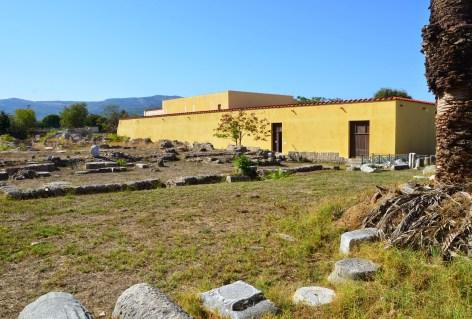Casa Romana in Kos, Greece