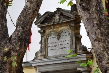 Bet Yaakov Sinagogu in Kuzguncuk, Istanbul, Turkey