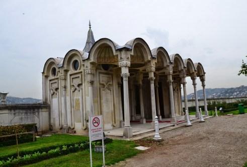 Deniz Köşkü at Beylerbeyi Sarayı in Beylerbeyi, Istanbul, Turkey