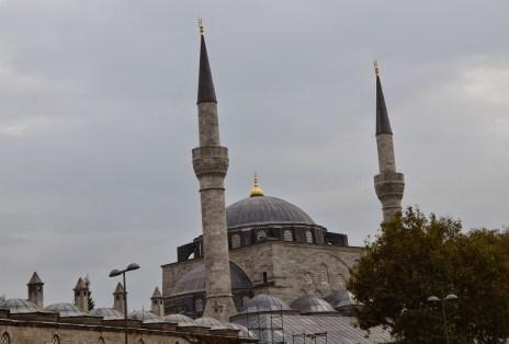 Mihrimah Sultan Camii in Üsküdar, Istanbul, Turkey