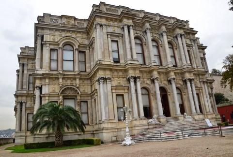 Beylerbeyi Sarayı in Beylerbeyi, Istanbul, Turkey