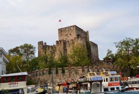Anadolu Hisarı in Istanbul, Turkey