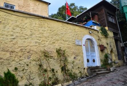 Agios Georgios Greek Orthodox Church in Çengelköy, Istanbul, Turkey