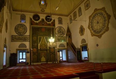 Yıldırım Beyazıt Camii in Bursa, Turkey