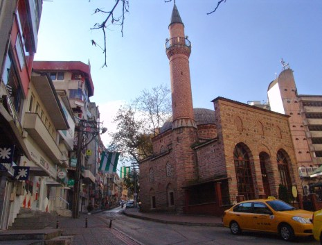 Karaşeyh Camii in Bursa, Turkey