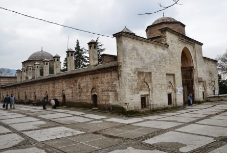 Yıldırım Beyazıt Medresesi in Bursa, Turkey
