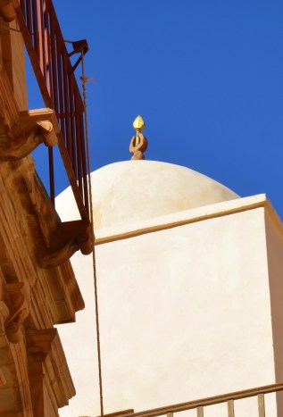 Mosque at St. Catherine's Monastery in Sinai, Egypt