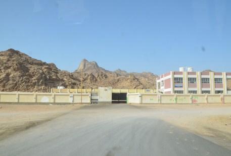 Bedouin settlement in Sinai, Egypt