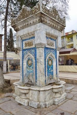 Kaymakam Çeşmesi in Söğüt, Turkey