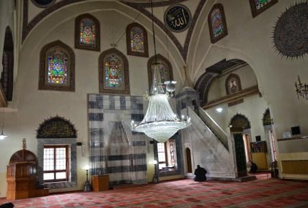 İmaret Camii in Afyon, Turkey