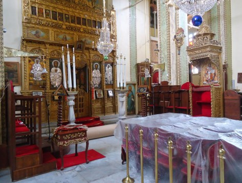 St. John Greek Orthodox Church on Burgazada, Adalar, Istanbul, Turkey