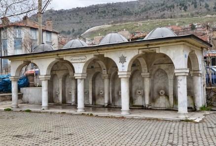 Kadınana Çeşmesi in Afyon, Turkey