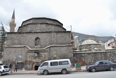 İmaret Hamamı in Afyon, Turkey