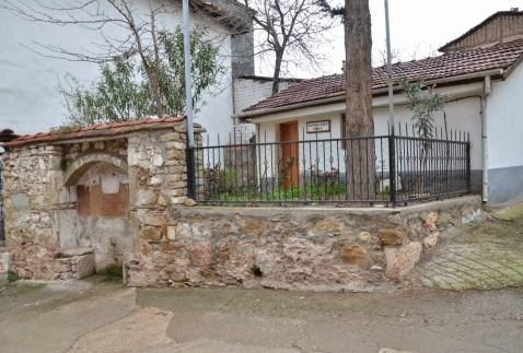 Bayraklı Dede Türbesi in Osmaneli, Turkey