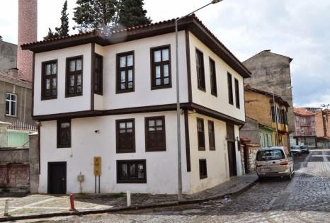 Karaağaç Evi in Uşak, Turkey