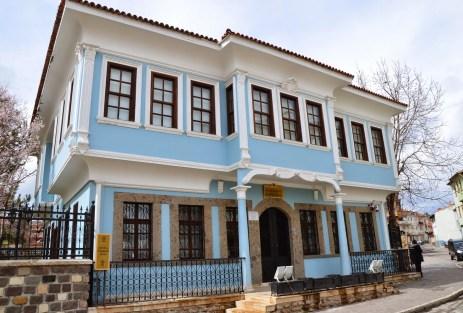 Atatürk ve Etnografya Müzesi in Uşak, Turkey