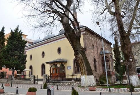 Çelebi Sultan Mehmet Camii in Söğüt, Turkey